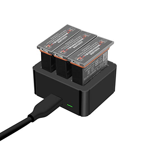 IRCtek 3 Channels Intelligent Charger for DJI OSMO Action Battery