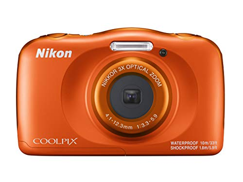 Nikon COOLPIX W150 Kamera, Orange