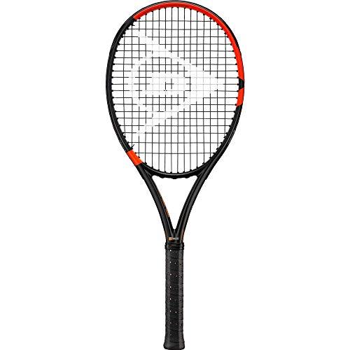 Dunlop Herren Tennisschläger-10298165MOD Tennisschläger, Black/ORANGE, 4