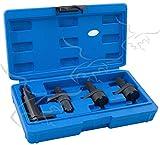 Tuecompra - Kit calado de distribuciones compatible VAG VW Seat y Skoda 1.2 L 6V y 12V. Puesta a punto motor distribución y sincronización