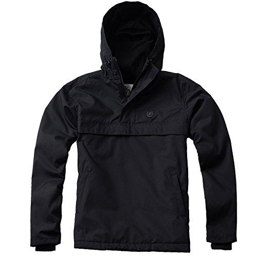PG Wear Attack Full Face Chaqueta de Invierno, Color Negro M