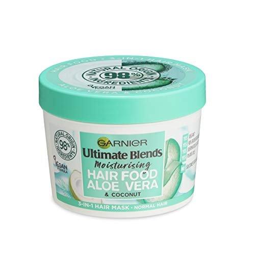 Garnier Ultimate Blends - Mascarilla de tratamiento capilar