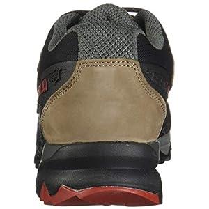 La Sportiva Men's Genesis Low GTX Waterproof Hiking Shoe, Taupe/Brick, 42.5 M EU