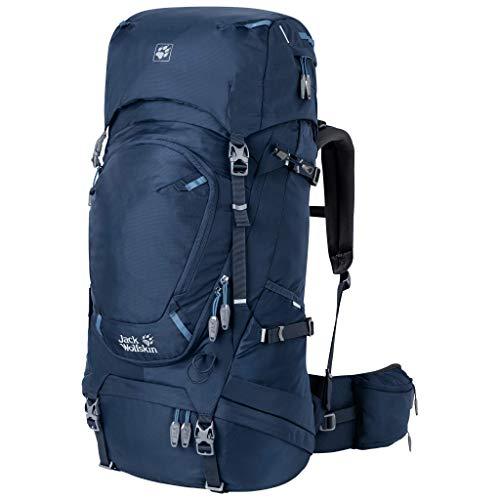 Jack Wolfskin Highland Trail 55 Rucksäcke One Size dark indigo