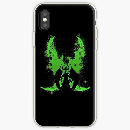 Hearthstone Wow Illidan Warcraft Worldofwarcraft Stormrage World of Overwatch Blizzard - Phone Case for All of iPhone 12, iPhone 11, iPhone 11 Pro, iPhone XR, iPhone 7/8 / SE 2020… Samsung Galaxy