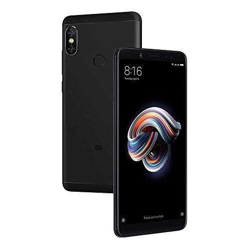 Xiaomi Redmi Note 5 Dual SIM 4GB/64GB Smartphone International Version - Black