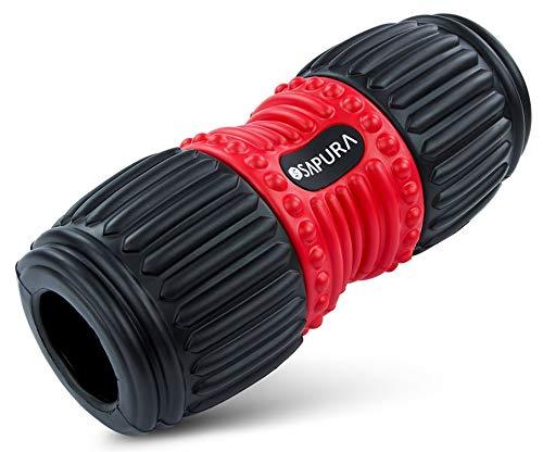 SAPURA Faszienrolle Wirbelsäule ✓ Massagerolle ✓ Foam Roller Rücken