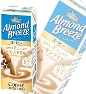 ブルーダイヤモンド アーモンド・ブリーズ コーヒーテイスト 200ml紙パック×24本入×(2ケース)