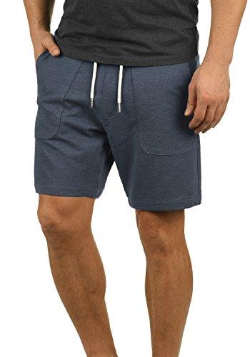 Blend Mulker Herren Sweatshorts Kurze Hose Jogginghose Mit Kordel Regular Fit, Größe:XXL, Farbe:Navy (70230)