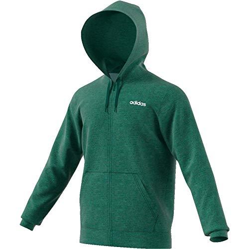 adidas Męska bluza E Lin Fz Ft, zielona (Veunja), M