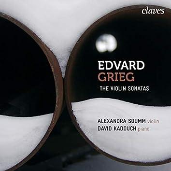 Grieg: The Violin Sonatas, Op. 8, Op. 13 & Op. 45