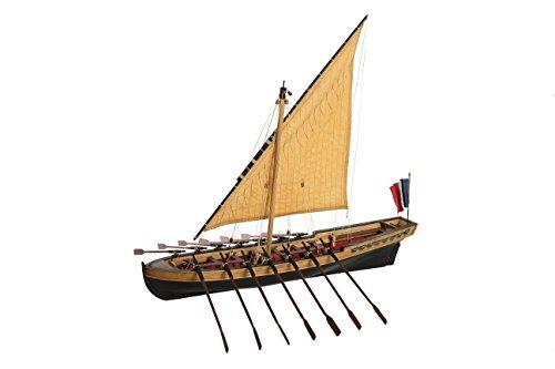 Disarmodel-Le Bucentaure, barattolo dell'ammirante villeneuve (020132)