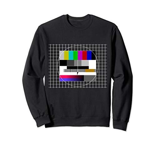 80er 90er Jahre Motto Vintage Retro Party Kostüm Verkleidung Sweatshirt