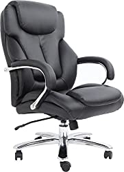The Widest Office Chair For Heavy People