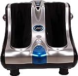 Leg Massager for Automatic Foot, Legs & Calf Massage + Vibration & Air