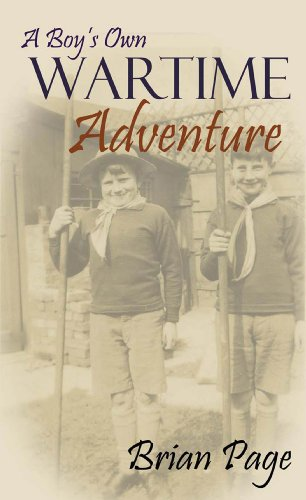 A Boy's Own Wartime Adventure (A Boy's Own Adventures Book 3) (English Edition)
