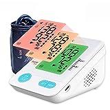 RONGXI Trousse de Soins de santé Domestique, Nouveau Moniteur de Pression artérielle numérique SPHYGMOMOMANOMETER Automatique Sphygmomanomètre Tensiomètre