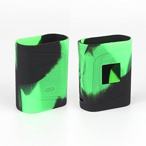 CEOKS para Smok AL85 Alien 85W protector de silicona caso de protección Smok Alien 85w piel caso cubrir abrigo de la manga se ajusta a 85 vatios
