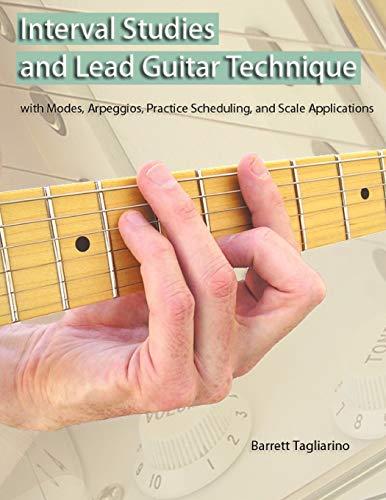 Interval Studies and Lead Guitar Technique