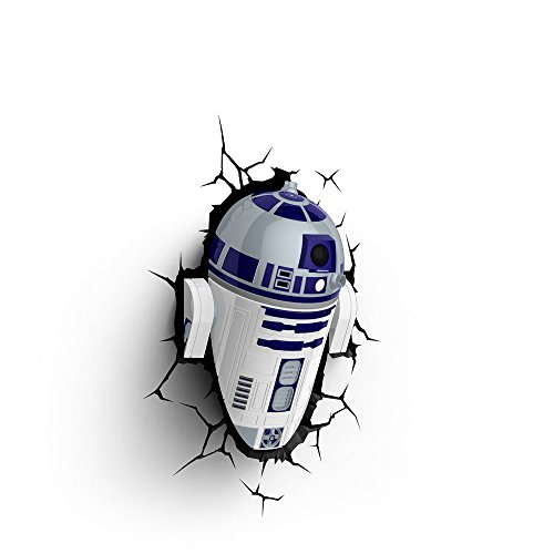 "e-concept Distribution France 3D-Lampe ""R2D2"""