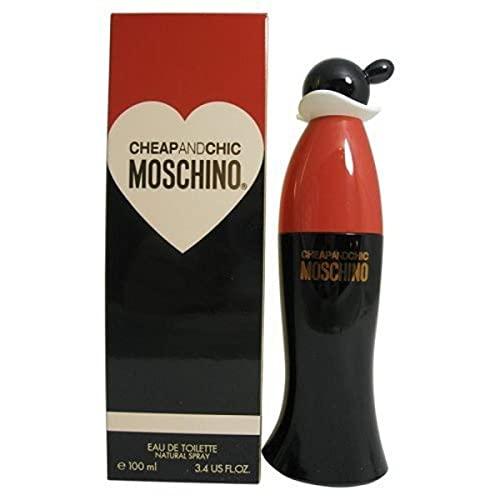 """Moschino, fragranza da donna """"Cheap and Chic"""", eau de toilette spray, da 100 ml"""