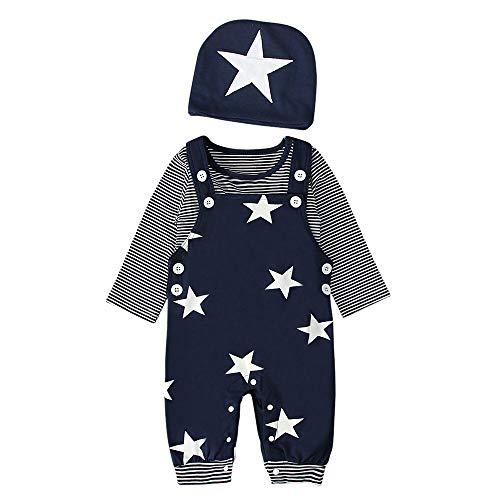 T TALENTBABY - Conjunto de ropa para recién nacidos y bebés