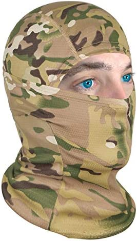 Achiou Balaclava Face Mask UV Protection for Men Women Ski Sun Hood Tactical Masks All Terrain product image