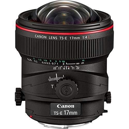 Canon 17mm f/4L TS-E Tilt-Shift Lens