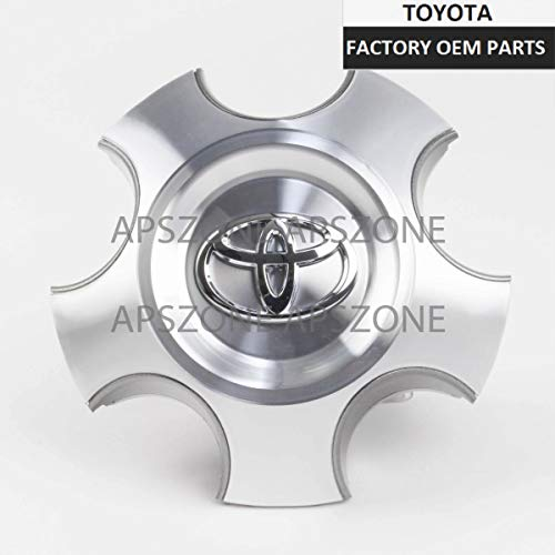 Genuine Toyota Parts - Ornament Sub-Assy, W (42603-0C110), Silver