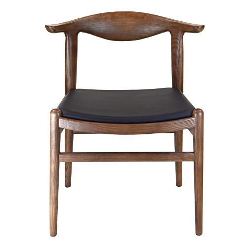 Design Baum Home fhf-hwch33Hans Wegner inspiriert Seite Stuhl, groß