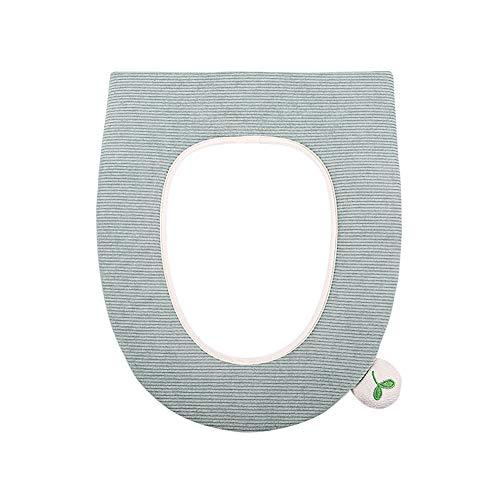 ZFLIN Toiletzitkussen waterdicht huishoudelijk toiletbril toiletzitting Japan plakken toiletpasta