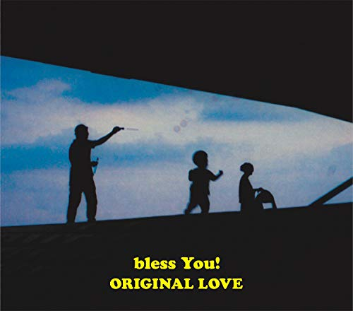 bless You! (通常盤)