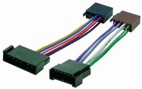 Phonocar 4/716 Câble pour autoradio ISO Galaxy-Alhambra-Sharan Multicolore