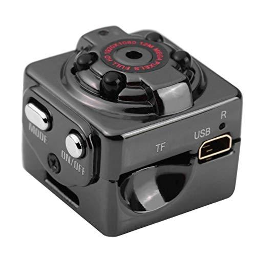 B Blesiya HD Oculta Mini Cámara Espía SQ8 Micro Detección De Movimiento Portátil