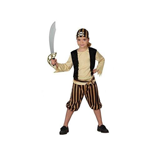 Atosa - 15978 - Costume - Déguisement Pirate Garçon - Taille 3