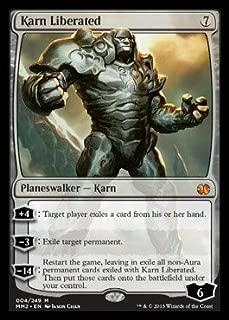 Magic: the Gathering - Karn Liberated (004/249) - Modern Masters 2015