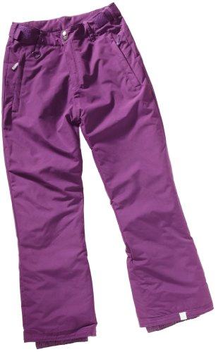 Roxy Pantalon pour Enfant Snow Snowball, Enfant, Violet Profond, 12 Ans