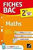 Fiches bac Maths 2de: nouveau programme de Seconde (2020-2021)