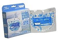 ビッグバイオ 浴室用 防カビ剤 ちょこっと置いて吊るして防カビ 浴室用×12個