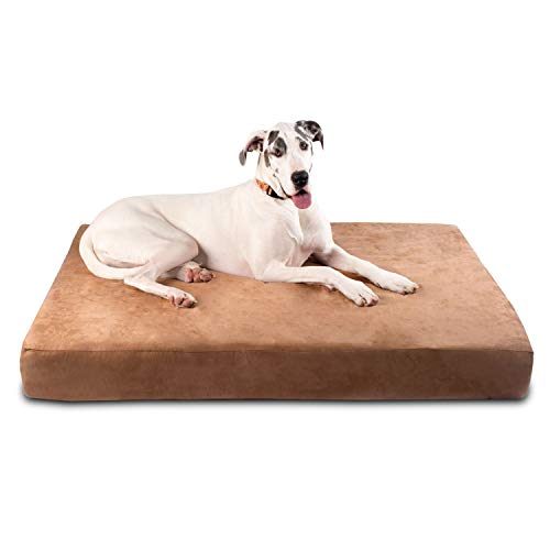 Big Barker 7' Pillow Top Orthopedic Dog Bed - Giant Size - 60 X 48 X 7...