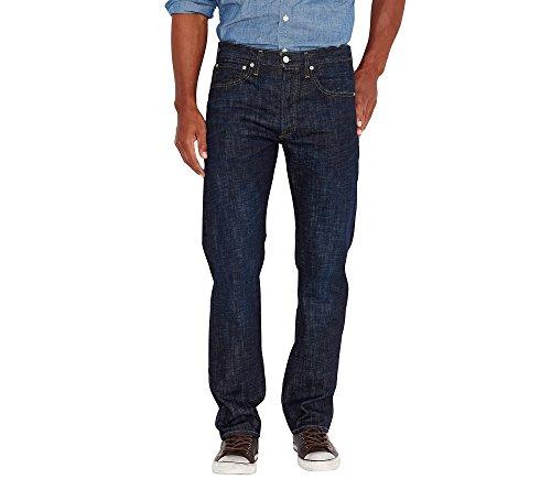 Levi's 501 Original Fit Jeans Vaqueros, Tidal Blue, 40W / 32L para Hombre