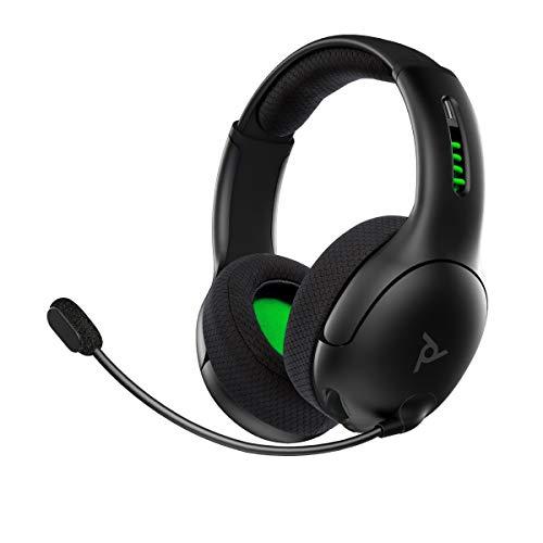 Oferta de PDP LVL50 Wireless Headset XB1 Negro