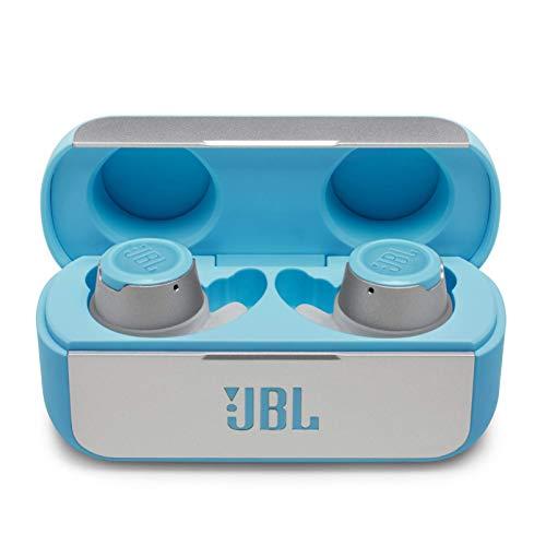 JBLREFLECTFLOW完全ワイヤレスイヤホン連続約10時間再生/IPX7防水/Bluetooth対応/トークスルー機能搭載ティールJBLREFFLOWTEL【国内正規品/メーカー1年保証付き】