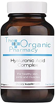 The Organic Pharmacy Hyaluronic Acid Complex 60 Caps
