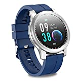 Chronus smartwatch Hombre Mujer, 360*360 HD Reloj Inteligente con...