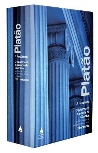 Box Platão - Exclusivo Amazon