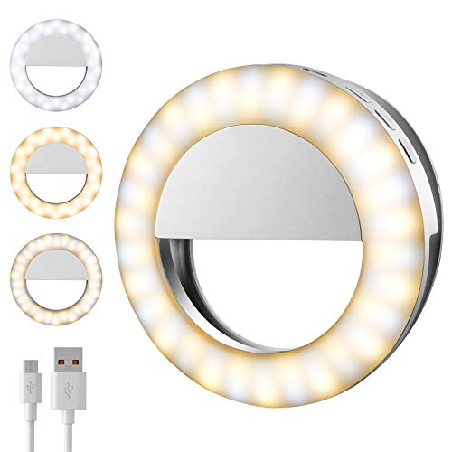 Best Ring Light for Phone Clips