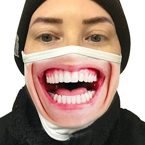 Ydwan 𝓜á𝐬𝐜𝐚𝐫𝐚 Facial Gracioso Boca
