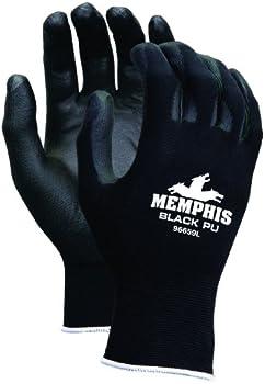 MCR Safety Nylon Knitted Shell MCR Safety Gloves