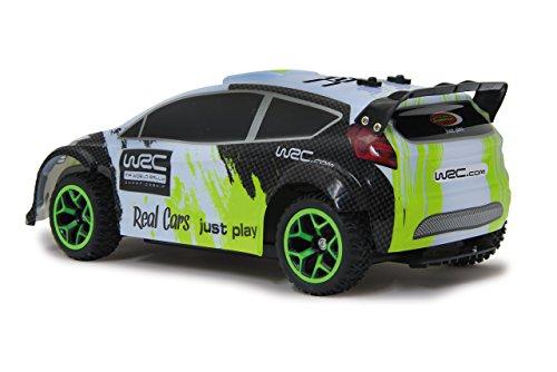 RC Auto kaufen Rally Car Bild 2: Jamara 405117 Rally Car WRC 1 18 4WD 2,4GHz voll proportionaler Fahrtenregler, Allradantrieb, gefedertes Fahrwerk vorn, Gummibereifung, Spur einstellbar, Rammschutz vorne*